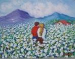 Fiori bianchi in Val di Luce