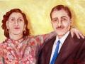 Ritratto di Carmela e Pietro