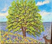 primavera-a-pian-dei-termini-50x60-acrilico-su-tela